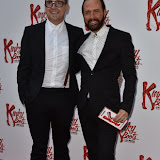 OIC - ENTSIMAGES.COM - Chris Steed and Stephen Webb at the  Kinky Boots - press night in London 15th September 2015  Photo Mobis Photos/OIC 0203 174 1069
