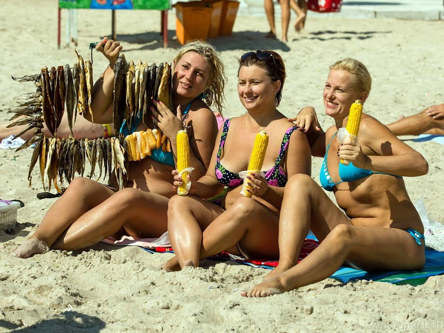 Семейный Нудизм На Пляжэ