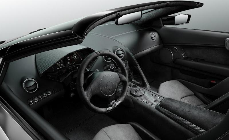 Lamborghini Reventon Amazing Interior