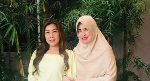 Aib Alvin Faiz Dibongkar, Istri Ustaz Arifin Ilham Tegur Keras Ibu Larissa Chou