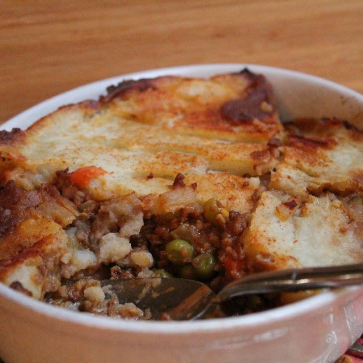 Shepherd's Pie (Meat or Pareve)