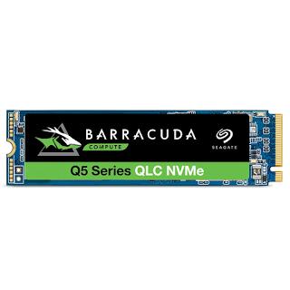 Seagate Barracuda Q5 1 TB Internal SSD - M.2 NVMe PCIe