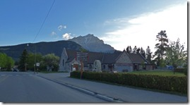 Saint Mary's Catholic Parish, Banff, AB