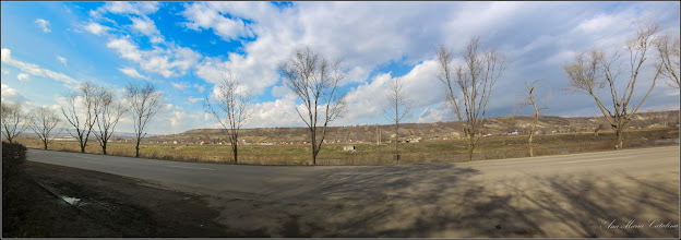 Photo: Turda - Str. Constructorilor, vedere  panorama - 2018.03.09