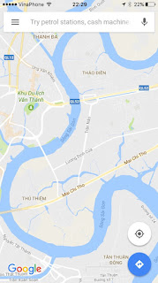 Re: Anyone help : Google maps with traffic live in Vietnam was ...