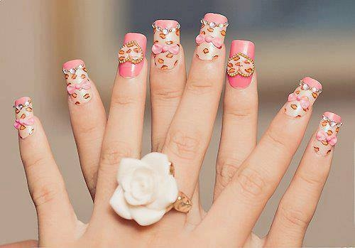 Easy & Pretty and Trendy Nail Art Designs 2016 | Fashionte