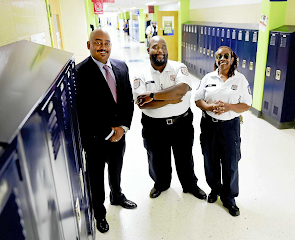 Security guards and limited school resource officers will protect New Haven schools