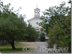 Croatia Online -Tovarnele Church