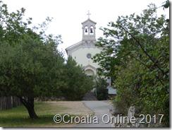 Croatia Online -Tovarnele Church