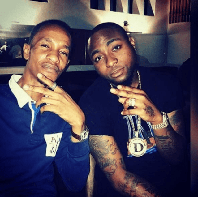 Davido's Driver And Friends Still Detained By The Police Over Tagbo's Death