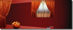 Digital wedding album curtain style (3)