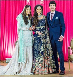 Sania Mirza-Sister-Wedding-Outfits-Mystylespots