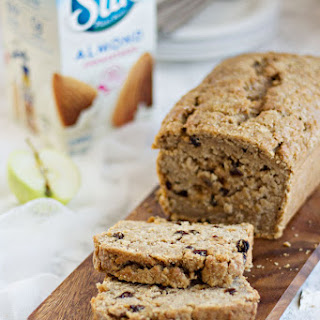 Vegan Spiced Apple Bread Recipe
