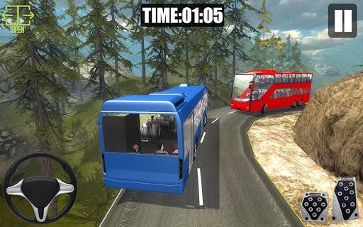 山旅游大巴车程