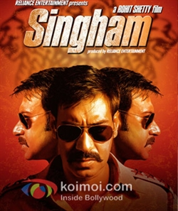 Singham - Chàng cảnh sát can đảm