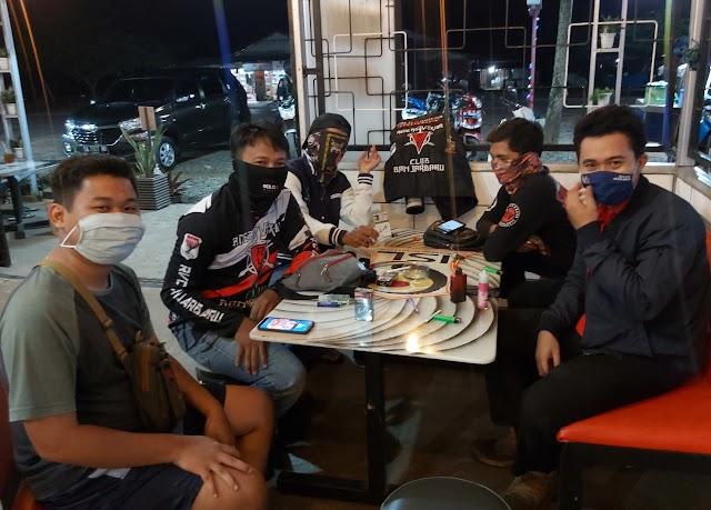Kangen Mengaspal, Biker RVC Solo Touring dengan Protokol Covid-19