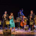 Maig 2016 - Vespres de Jazz - Swing Set & Monica George