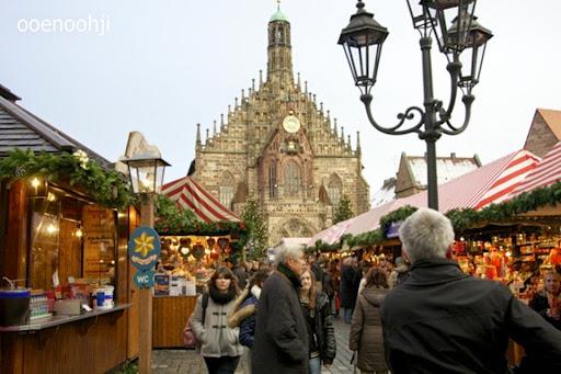ドイツ・ドレスデンのクリスマスマーケット