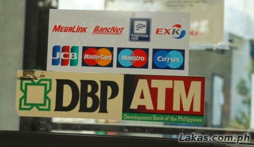 ATM at Baler Town Proper