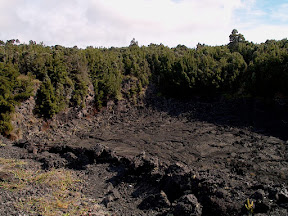 Puhimau Crater, Hawaii Volcanoes National Park