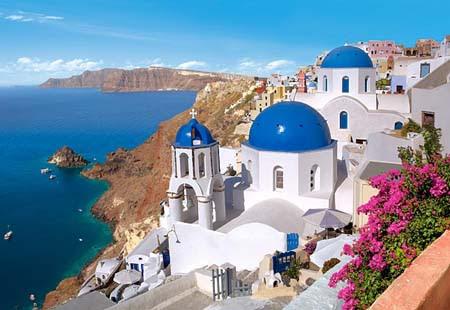 Santorini-isla-de-Grecia