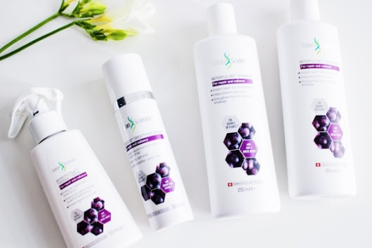 Salon Science Hair Care | Swiss Grape Range Review