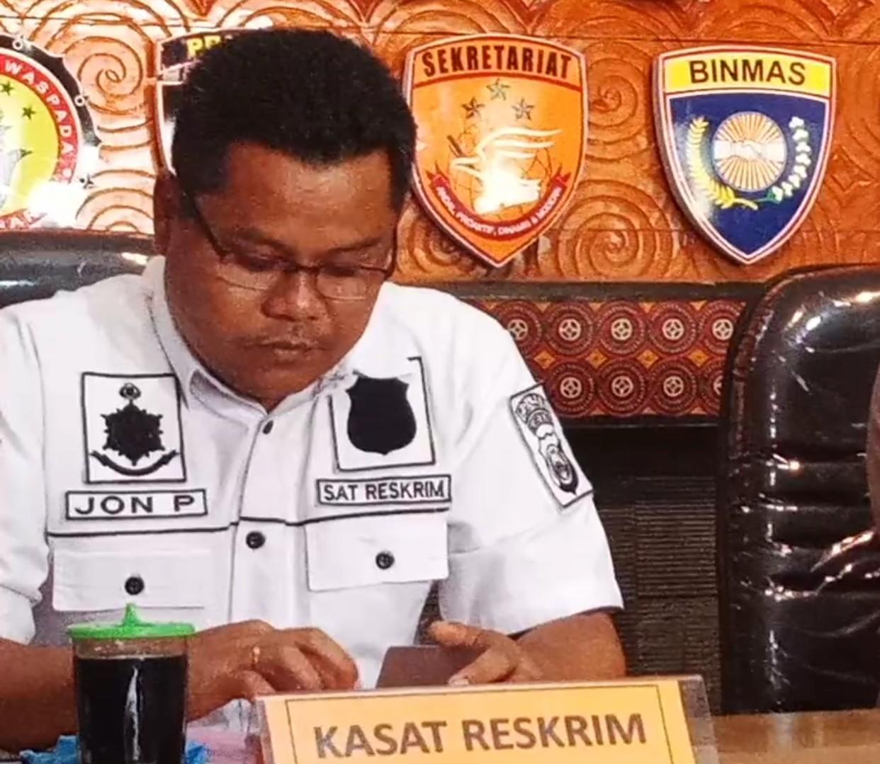 Januari Hingga Juni 2019, Polres Tana Toraja Tangani 21 Kasus Percabulan