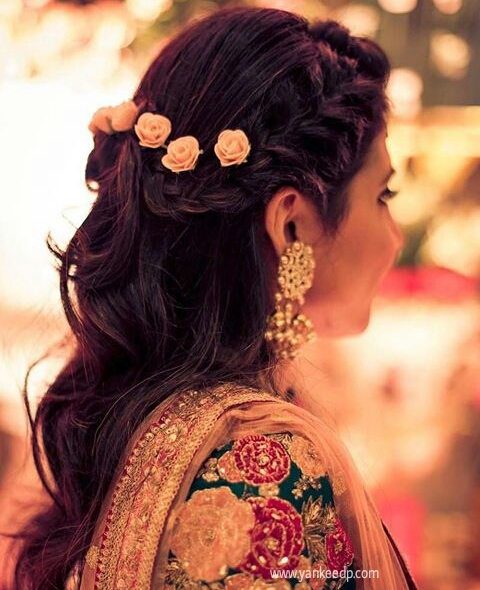 punjabi wedding dress