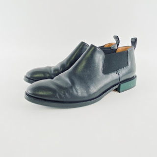 Calvin Klein Collection Slide Loafers