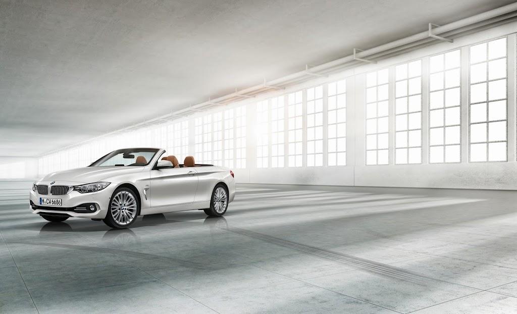 2014 BMW 4 Series Convertible 3599