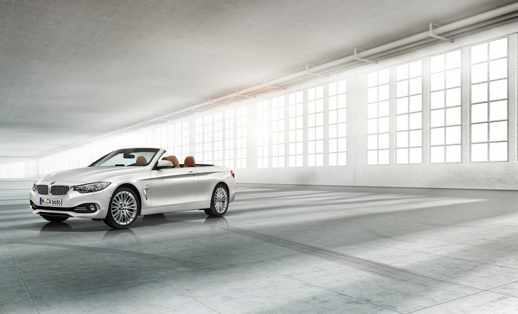 2014 BMW 4 Series Convertible 3599