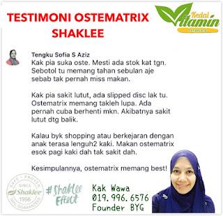 Slip disc bebas dengan ostematrix, ostematrix hilangkan sakit lutut, ostematrix