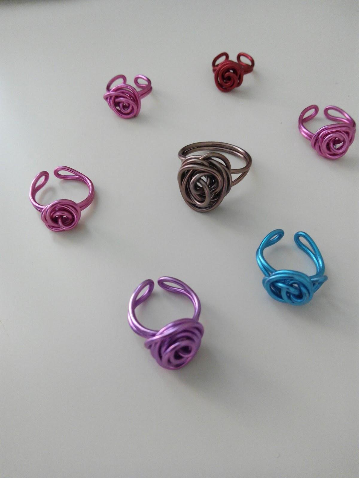 Diy: manualidades decoracion en alambre de aluminio ( navidad o.