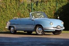 052 Panhard et Levassor Dyna cabriolet