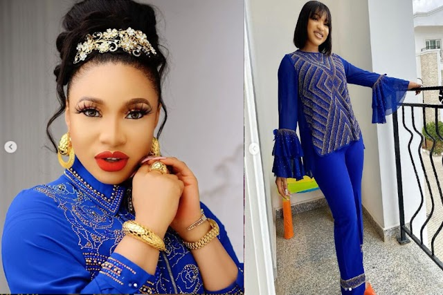 """""""YOU ARE LOOKING SO SLIM"""" – FANS EXPRESS WORRY OVER TONTO DIKEH'S NEW LOOK"""