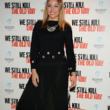 WWW.ENTSIMAGES.COM -  Tiffany Bell arriving at      We Still Kill The Old Way - private film screening at The Ham Yard Hotel, London September 29th 2014Private screening of forthcoming film about a group of former 1960s gangesters who come out of retirment to take on a group of youths after one of their number is murdered.                                                 Photo Mobis Photos/OIC 0203 174 1069