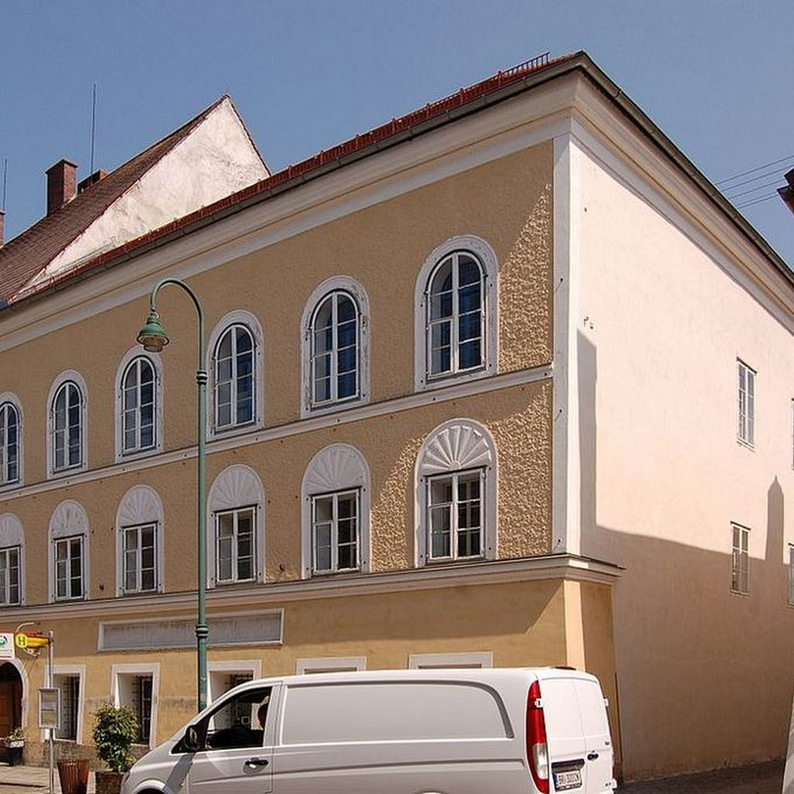 The House Where Hitler Was Born