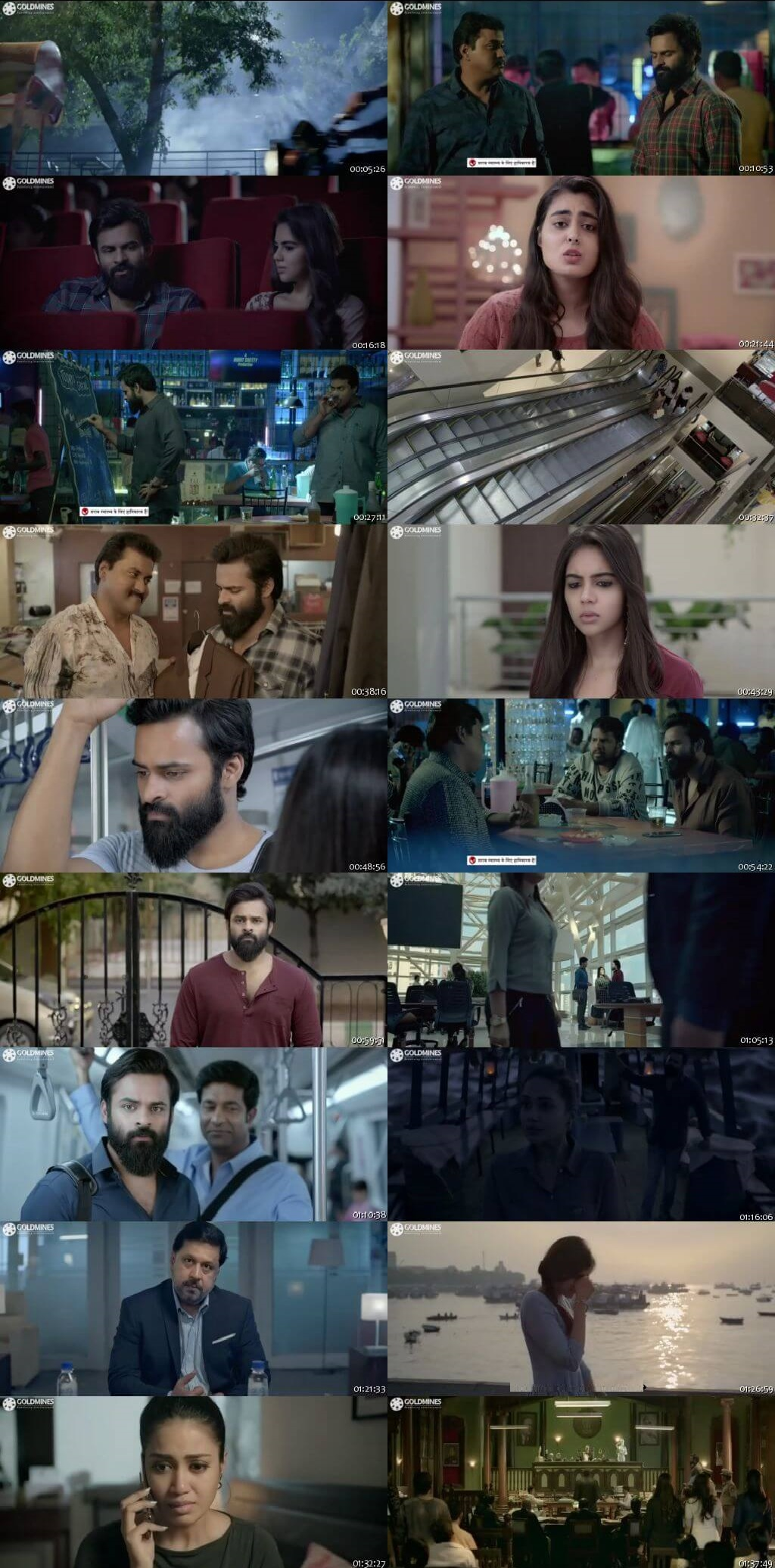 Premam 2019 300MB Full Movie WorldFree4u Hindi Dubbed