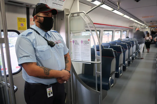 Security Will Look Different On RTD's N Line When It Opens