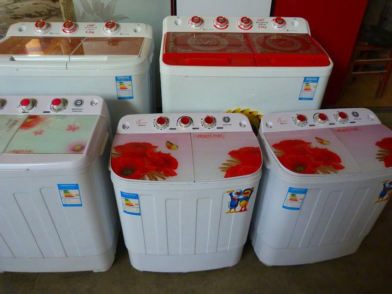Machines à laver le linge