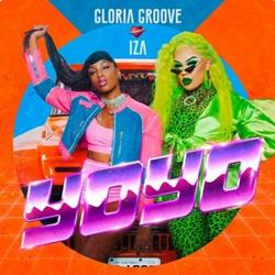 Capa Yoyo – Gloria Groove feat. IZA