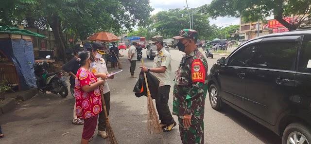 Ops Yustisi Tingkat Kelurahan Cengkareng Timur Jaring 10 Pelanggar Protokol Kesehatan