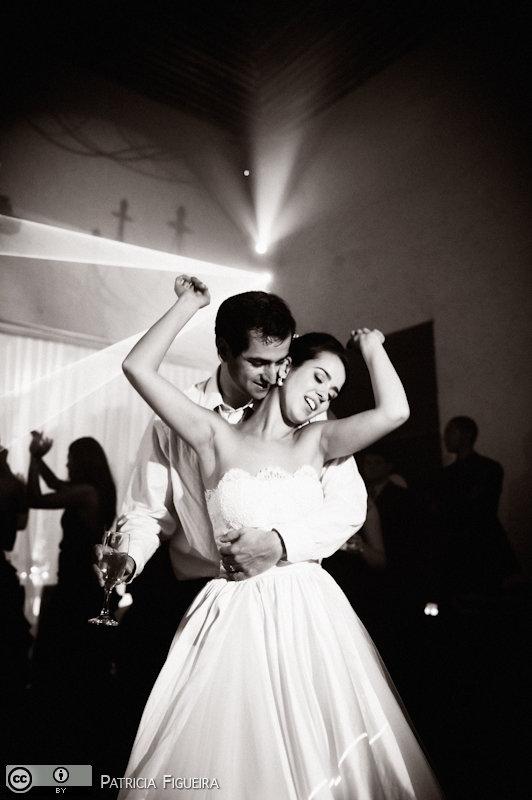 Foto de casamento 2979pb de Nathalia e Fernando. Marcações: 04/12/2010, Casamento Nathalia e Fernando, Niteroi.