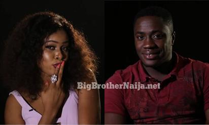#Bbnaija2018: Princess And Bitto Evicted From Big Brother Naija