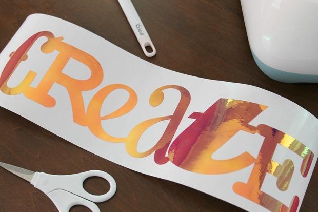 create vinyl