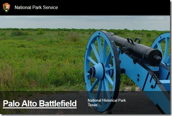 FGS and NPS Palo Alto Battlefield U.S.-Mexican War soldier indexing project