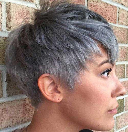 Ideas For Short Choppy Haircuts 2017 2018 - Styles Art