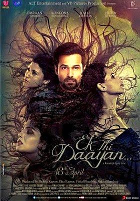 Filme Poster Ek Thi Daayan DVDRip XviD & RMVB Legendado