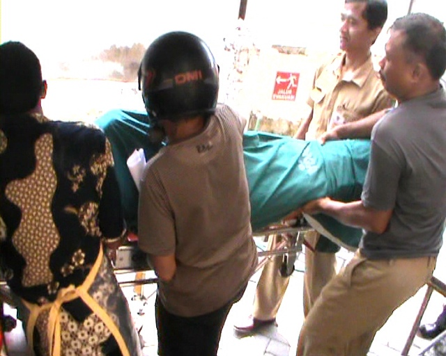 Polisi Ringkus Pelaku Pembunuhan Keplaksari