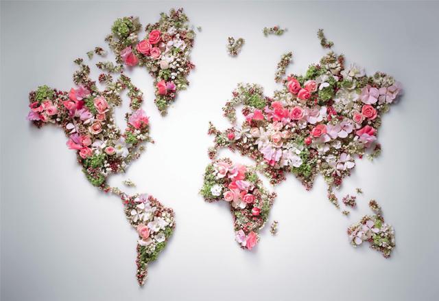Hai să călătorim, iubitule, în fiecare colțișor al lumii, arătând cât ne iubim